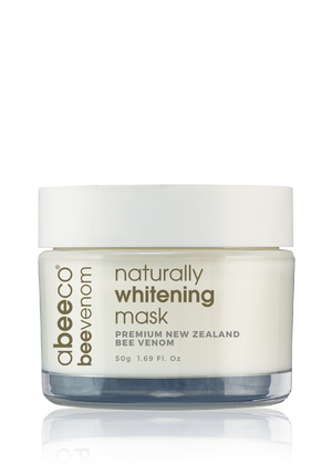 Naturally Whitening Bee Venom Mask