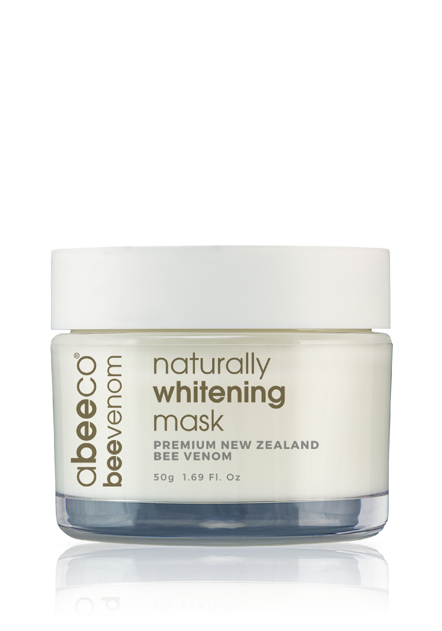 Naturally Whitening Bee Venom Mask - Skincare - abeeco