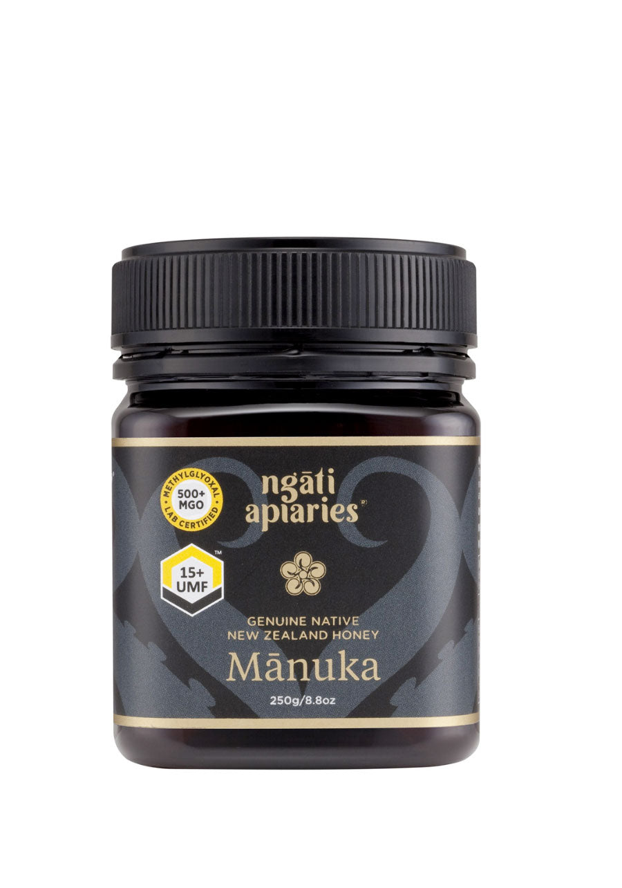 Ngati Apiaries 15+ UMF Manuka Honey Supplements & Vitamins by Ngati Apiaries