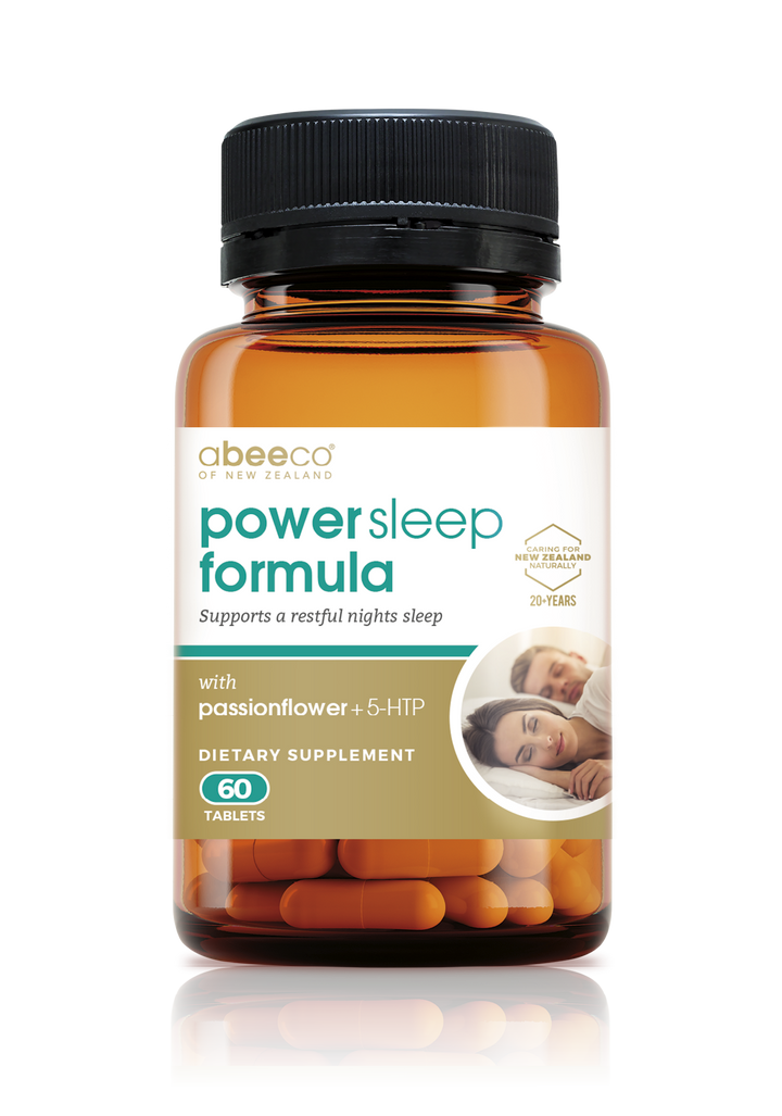 Power Sleep Formula Supplements & Vitamins by abeeco