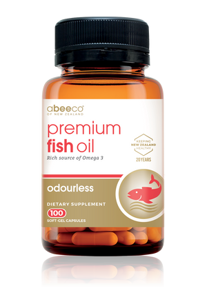Premium Fish Oil - Supplements & Vitamins - abeeco