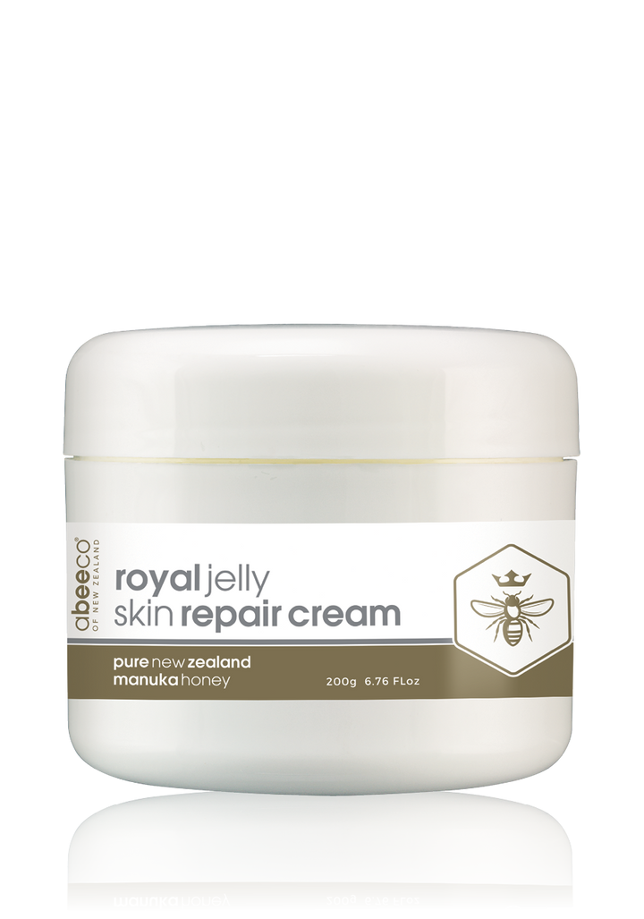 Royal Jelly Skin Repair Cream 200g - Skincare - abeeco