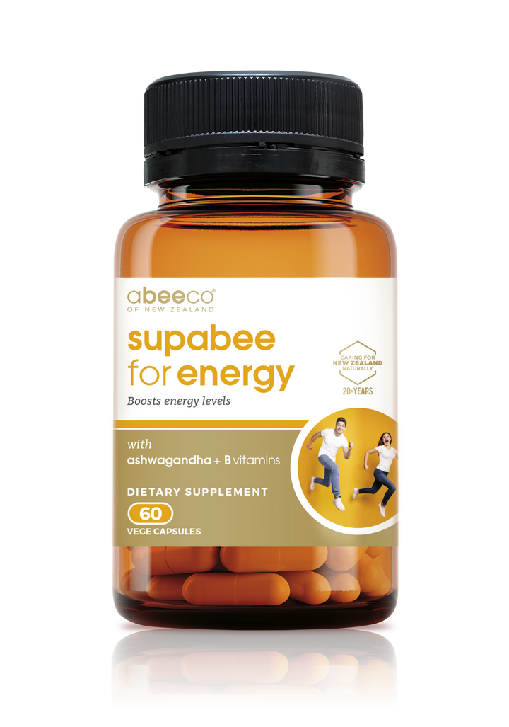 Supabee for Energy Supplements & Vitamins by abeeco