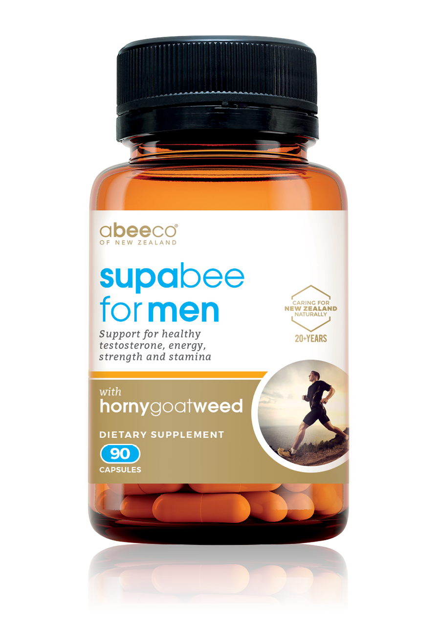 Supabee for Men - Supplements & Vitamins - abeeco
