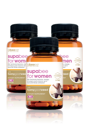 Supabee for Women MultiPack - Buy 2 Get the 3rd FREE - Supplements & Vitamins - abeeco