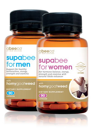 Supabee Partner Pack - Supplements & Vitamins - abeeco