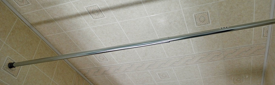 Standard Shower Curtain Tension Rod