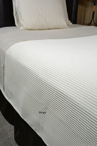 Waffle Supreme Coverlet
