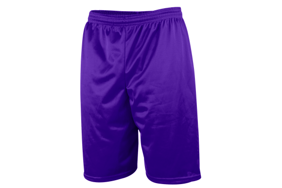 Athletic Shorts Micro Mesh w/ Lining Adult
