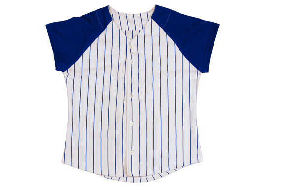 Softball Jersey Pinstripe Women's
