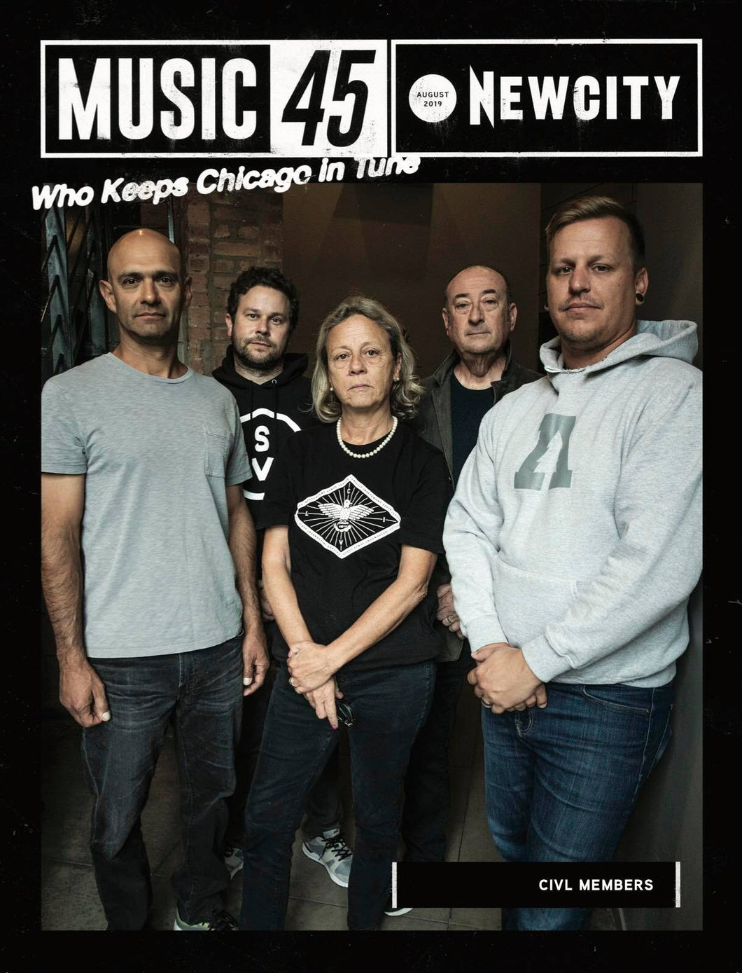 August 2019 Issue: Music 45