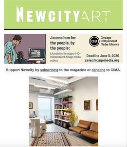 Newcity Email Advertising Sample