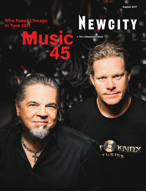 August 2017 Issue: Music 45