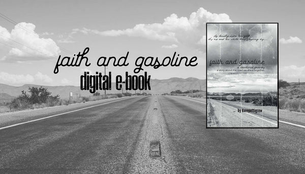 Faith And Gasoline Devotional Journey - DIGITAL E-BOOK