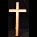 "Cross Collection - ""Good Shepherd"" Handmade Wooden Cross"