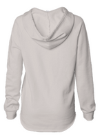 Women's Pullover Be the Love V Neck Hoodie