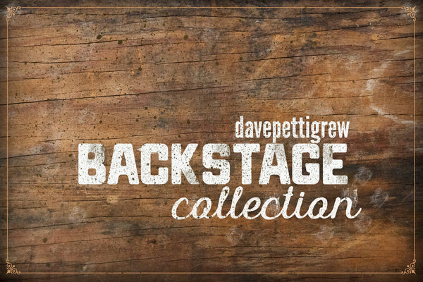davepettigrew BACKSTAGE collection - Monthly Subscription