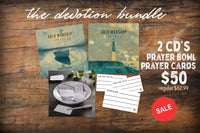 The Devotion Bundle. (Limited Numbers Available) - CYBER WEEK SPECIAL