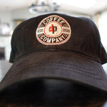 dp coffee company baseball cap