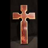 "Cross Collection - ""Faithful"" Handmade Wooden Cross"