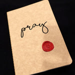 "The ""dp"" Prayer Journal - LIMITED SUPPLIES AVAILABLE"