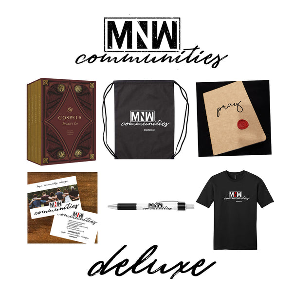 Monday Night Worship Communities Member Kit - DELUXE EDITION