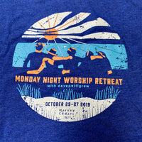 Monday Night Worship Retreat Shirt