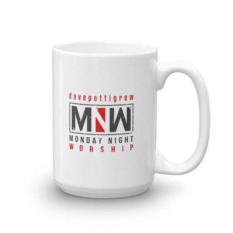 Monday Night Worship Coffee Mug