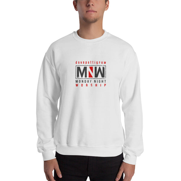 Monday Night Worship - Pull Over Sweatshirt