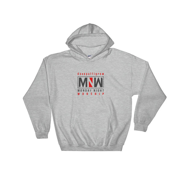 Monday Night Worship Hooded Sweatshirt