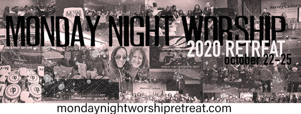 davepettigrew - Monday Night Worship - retreat ticket - OCTOBER 2020