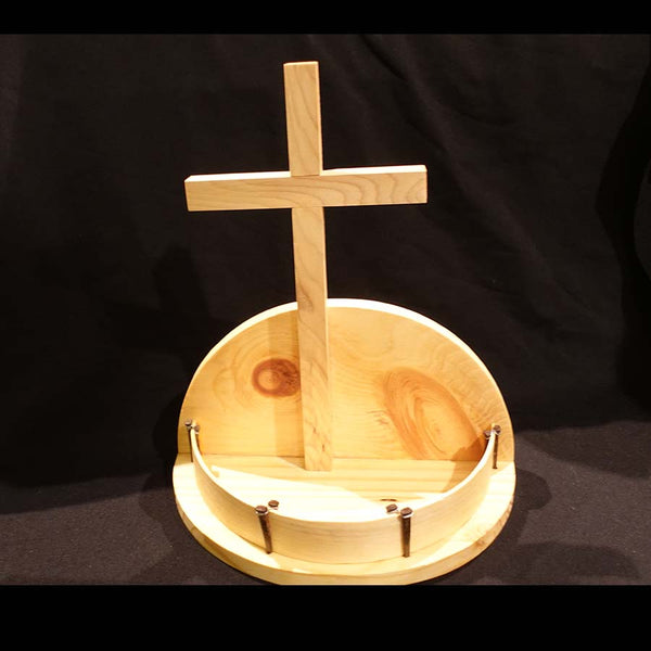 Cross Collection -  - Anchor and Wave Sculpture