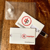 davepettigrew USB drive - includes all 11 albums!