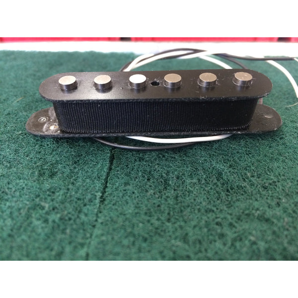 Keystone T Standard Neck Pickup- open Coil Black
