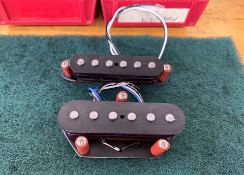 Noisefree Tele Neck And Lead Pickups-Available Now!