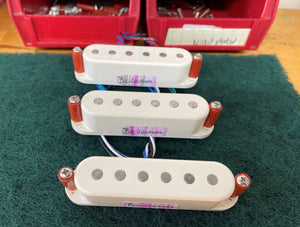 Noisefree Strat: L298SN, L298SM, L298SL-White Available Now!