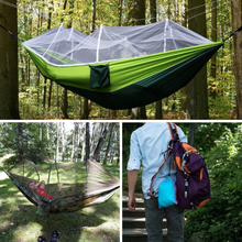 Load image into Gallery viewer, Outdoor Camping Hammock
