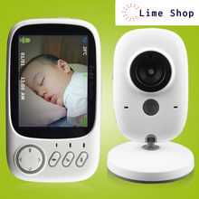Load image into Gallery viewer, Baby Monitor Camera with LCD Screen