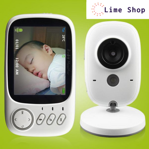 Baby Monitor Camera with LCD Screen