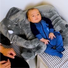 Load image into Gallery viewer, Baby Elephant Plush Toy