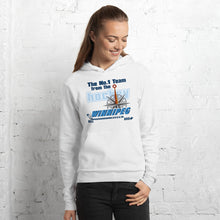 Load image into Gallery viewer, Hockey Men Women's Hoodie