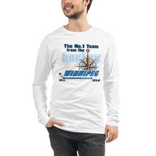 Load image into Gallery viewer, Men Women's Hockey Long Sleeve Tee
