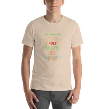 Load image into Gallery viewer, Raise Our Voice Short-Sleeve Unisex T-Shirt