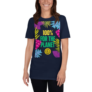 For the Climate Short-Sleeve Unisex T-Shirt