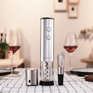 Automatic Stainless Steel Red Wine Bottle Opener  Kitchen Tool
