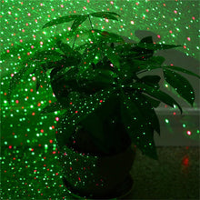 Load image into Gallery viewer, Outdoor Moving Christmas Laser Projector Outdoor Landscape Lawn Garden Light