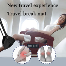 Load image into Gallery viewer, Portable Travel Airplane Chair Office Foot Hammock Comfy Hanger  Footrest