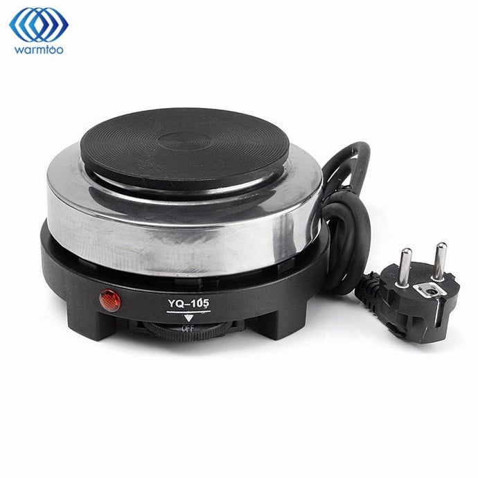 Mini Electric Stove Hot Plate Multifunction Coffee Tea Heater Home Appliance