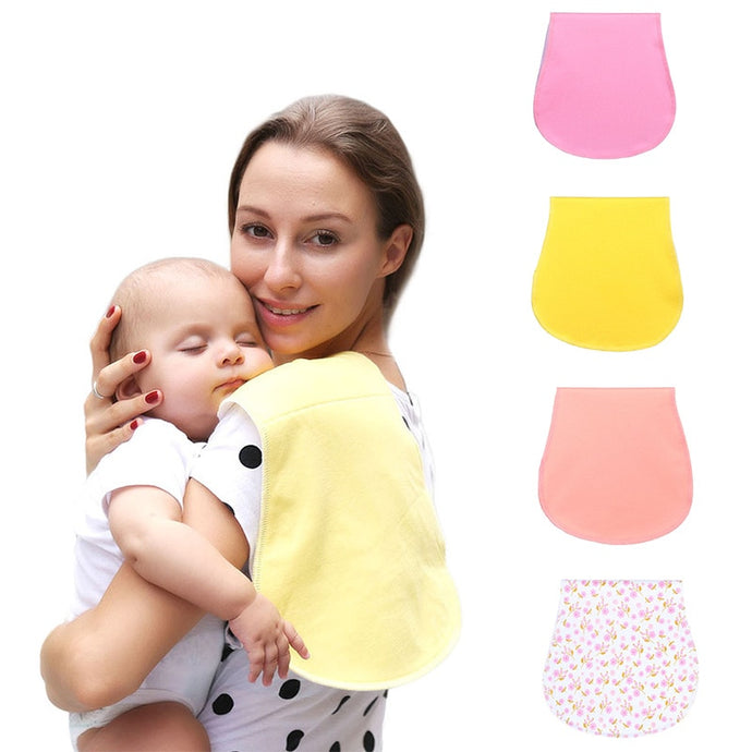 100% Organic Cotton Bibs Baby Burp Cloths For Newborns Soft And Absorbent Towels