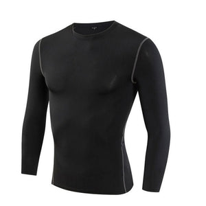 Men's Thermal Sport Underwear Set 4 Seasons Warm Base Layers Set clothing
